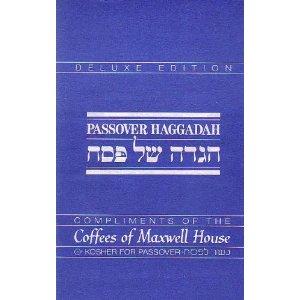 Haggadah Maxwell House