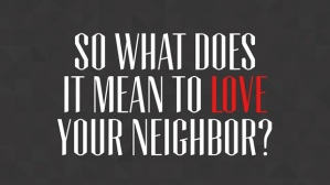 love neighbor