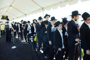 lines for the rebbe